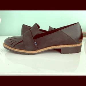 Tom's Leather Loafers